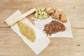 Herbs and spices — Zdjęcie stockowe