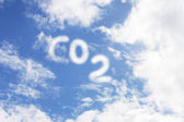 CO2 symbol — Stock Photo