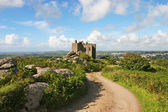 Carn Brea Castle — Stock Photo
