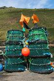 Garnki homara — Zdjęcie stockowe