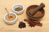 Chinese five spice — Stock Photo