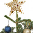 Christmas tree — Stock Photo #34624971