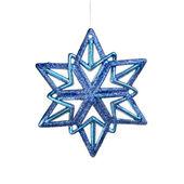 Blue star — Stock Photo