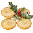 Mince pies — Stock Photo #36577617