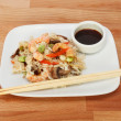 Asian meal — Stock Photo #40426993