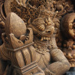 Sculpture Barong in Bali — Stock Photo #13781784