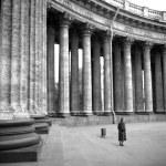 Old stone columns — Stock Photo #13859623