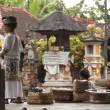 Temple in Bali — Stock fotografie #13856103