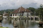 Water Temple in Bali — 图库照片
