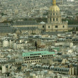 Paris aerial view — Stock Photo #13868152