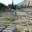 Delphi Archeological Site — Stock Photo #13879591