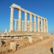 Temple of Poseidon in September — Stock Photo #13879652