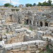 Old Greek City Ruins — Stock Photo #13879738