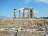 Delphi Greece — Stock Photo