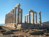 ポセイドン神殿 — ストック写真