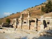 Ruins Ephesus Turkey — Stock Photo