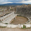Ancient Theater of Aphrodisia — Stock Photo #15366373