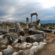 Stock Photo: Enormous Ruins in Ancient Town of Aphrodisia