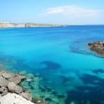 Rocky Cove in Menorca, Spain — Stock Photo