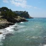 Shoreline in Menorce — Stock Photo #26701427