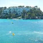 Sailing around Menorca — Stock Photo #26701433