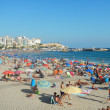 Stock Photo: Beach in Benidorm