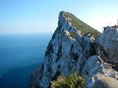 Gibraltar's Rock — Stock Photo