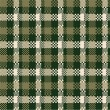 Digital plaid - Stock Vector