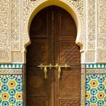 Moroccan architecture — Stock Photo #16846695