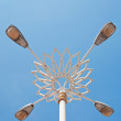 Street lamp — Stock Photo #16846749