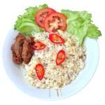 Fried rice — Stock Photo #16847237