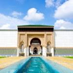 Moroccan architecture — Stock Photo #16848621