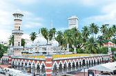 Jamek Mosque Kuala Lumpur — Stock Photo