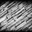 Panel of wood plank — Stock Photo