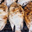 Grilled Tilapia fish — Foto Stock