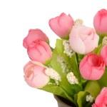 Fake flower on white background — Stock Photo #31846931