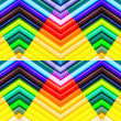 Colorful pencils background — Stock Photo #31851987