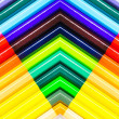 Stock Photo: Colorful pencils background