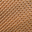 Stock Photo: Texture of synthetic rattweave