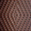 Stock Photo: Grunge synthetic rattweave texture