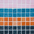 Colorful mosaic background  — Stock Photo