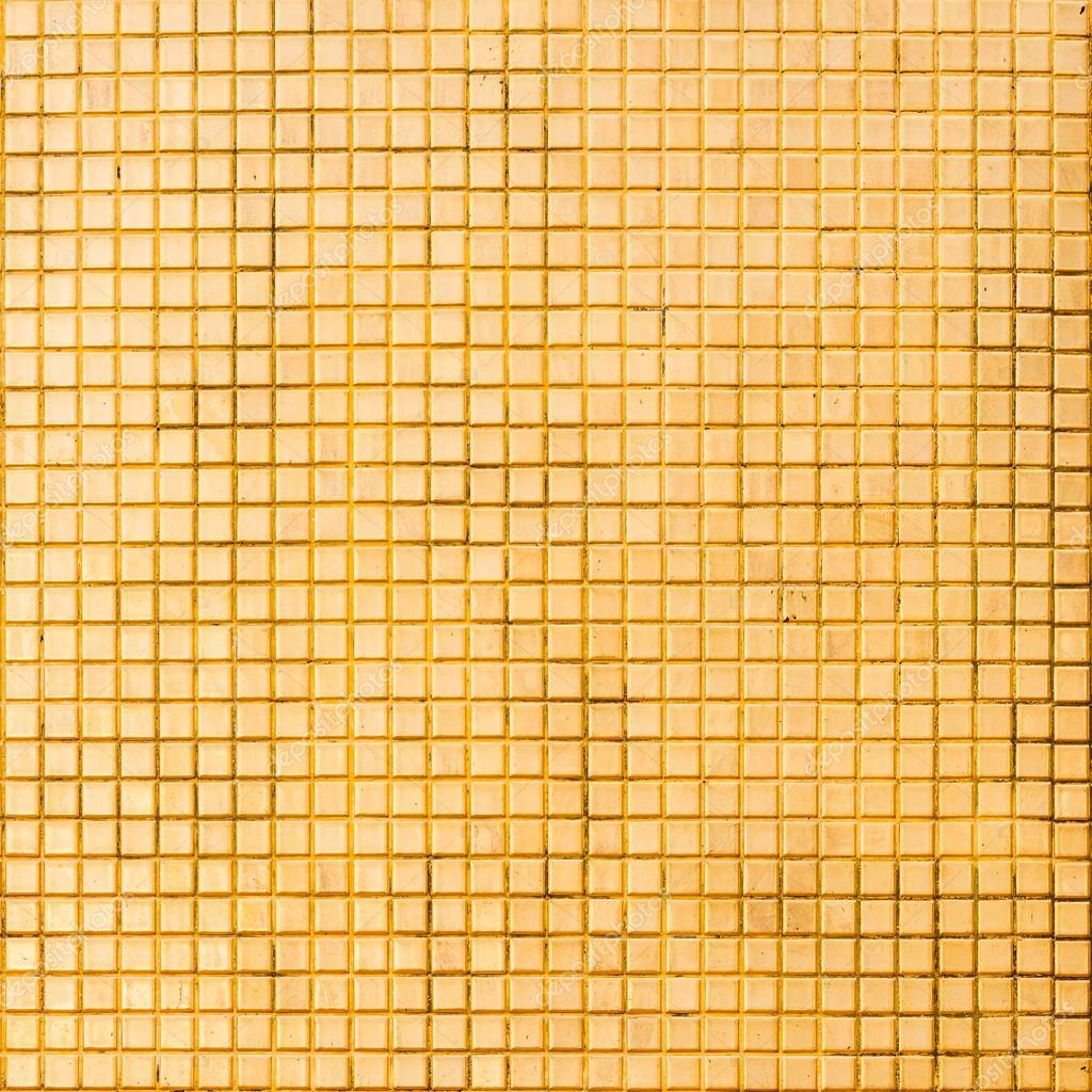 Grunge goldenen mosaikfliesen textur stockfoto 31878213 - Grune mosaikfliesen ...