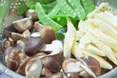 新鲜的蔬菜,准备炒的混合蔬菜 — 图库照片