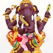 Indian or Hindu ganesha God Named Kasipra Ganapati at temple in — Stock Photo