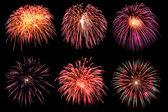 Fireworks — Стоковое фото
