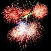 Feuerwerk — Stockfoto