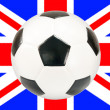 Soccer ball — Stock Photo #42796329