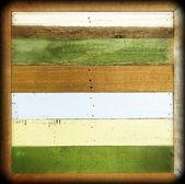 Vintage rough wood plank — Stock Photo