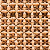 декоративные горшки керамика — Стоковое фото