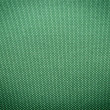 Vintage green canvas cloth texture background  — Stock Photo